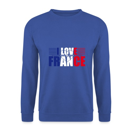 love france - Sweat-shirt Homme