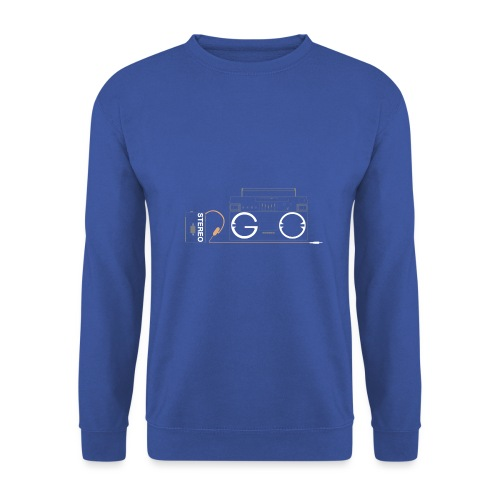 Design S2G new logo - Men's Sweatshirt