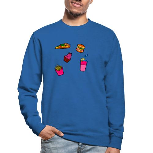 Fast Food Design - Unisex Pullover