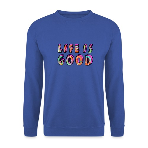 LifeIsGood - Men's Sweatshirt