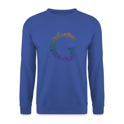 G wie Garten - Männer Pullover