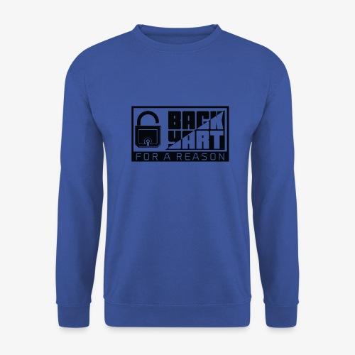 backart - for a reason - Men's Sweatshirt
