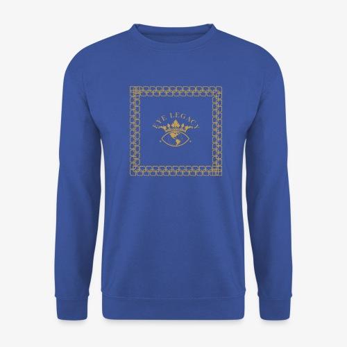 EYE LEGACY (Gold) - Men's Sweatshirt