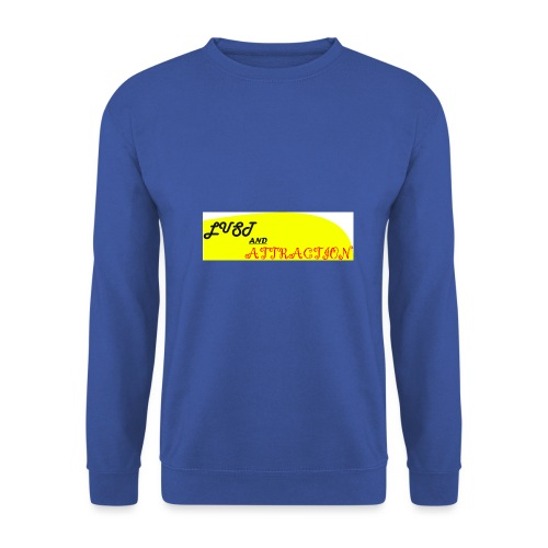 lust ans attraction - Men's Sweatshirt