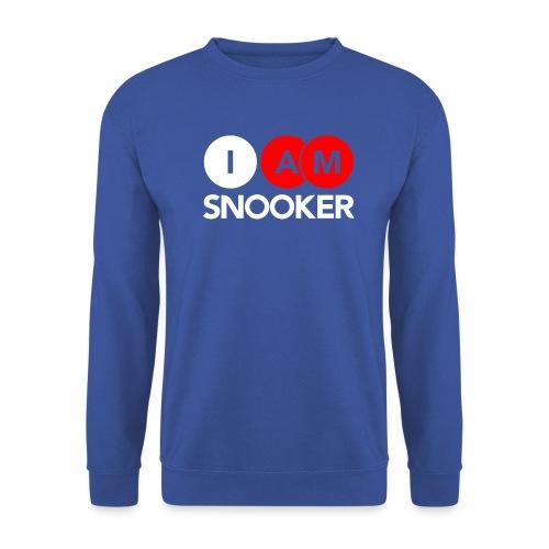 I AM SNOOKER - Men's Sweatshirt