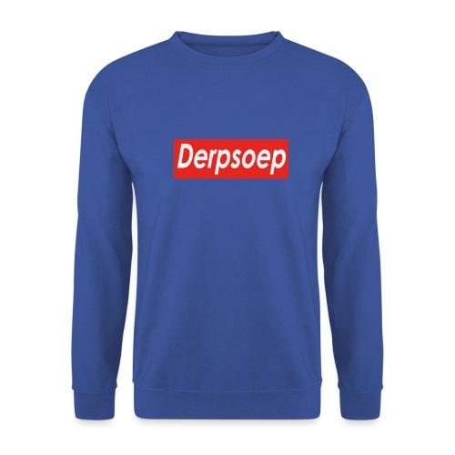 Derpsoep Sup-reme parodie - Unisex sweater