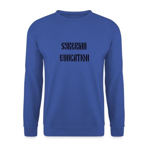 Russia Russland Syberian Education - Men's Sweatshirt