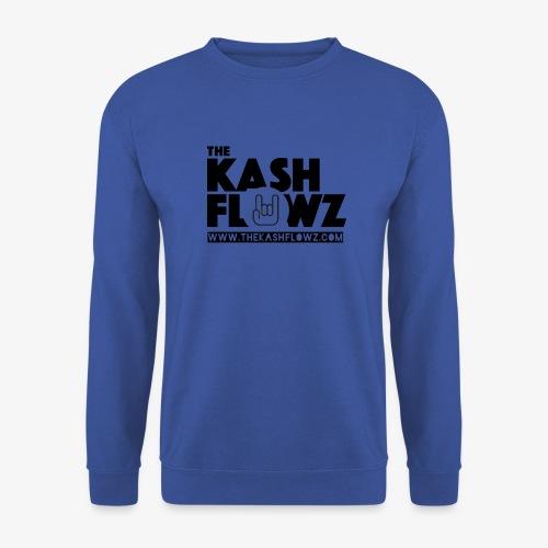 The Kash Flowz Official Web Site Black - Sweat-shirt Unisex