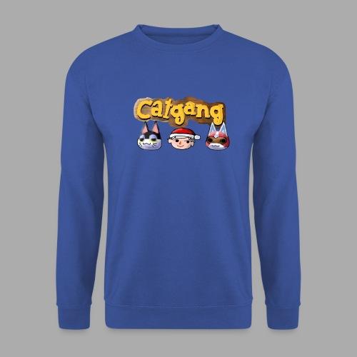 Animal Crossing CatGang - Unisex Pullover