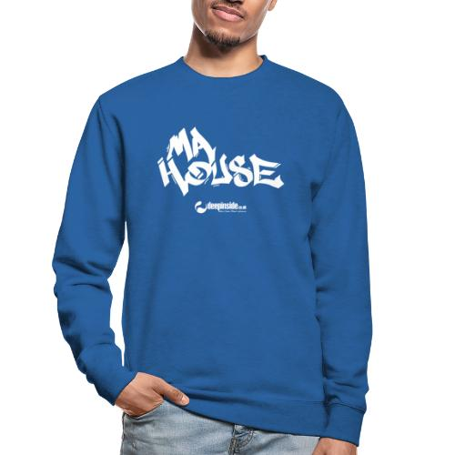 My House * by DEEPINSIDE - Unisex Sweatshirt