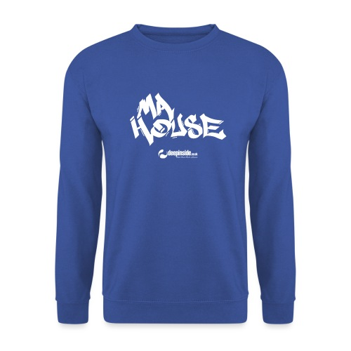 My House * by DEEPINSIDE - Men's Sweatshirt