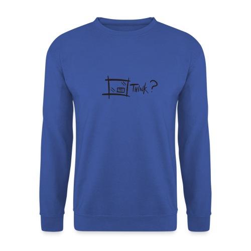 Think Outside The Box - Men's Sweatshirt