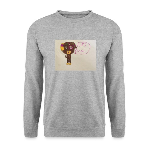 Little pets shop dog - Men's Sweatshirt