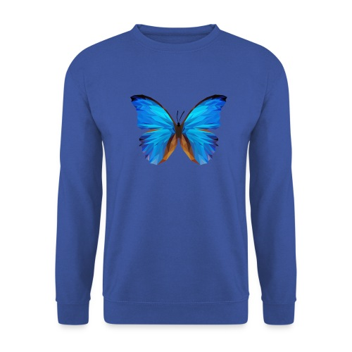 PAPILLON - MINIMALISTE - Sweat-shirt Unisex