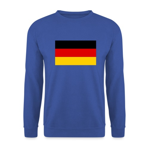 2000px Flag of Germany svg - Unisex Pullover