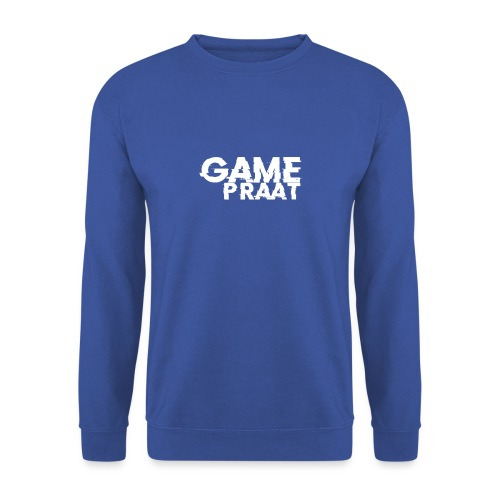 GamePraat T-Shirt - Unisex sweater