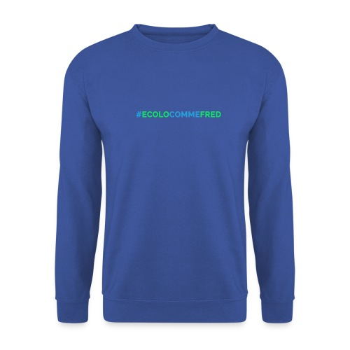 ecolocommefred - Sweat-shirt Homme