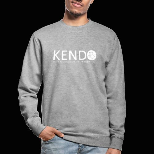Finnish Kendo Team Text - Unisex svetaripaita