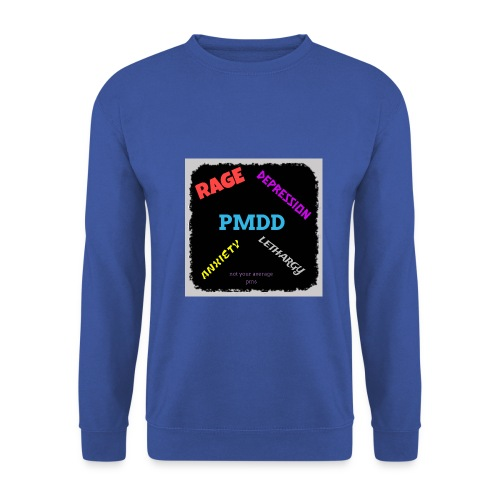Pmdd symptoms - Men's Sweatshirt