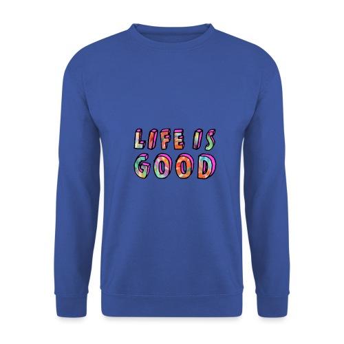LifeIsGood - Men's Sweatshirt