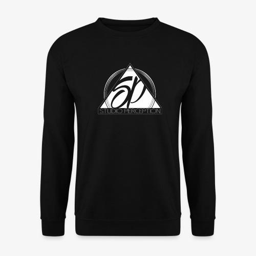 SP LOGO PERCEPTION CLOTHES BLANC - Sweat-shirt Unisex