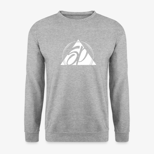 SP LOGO PERCEPTION CLOTHES BLANC - Sweat-shirt Unisex