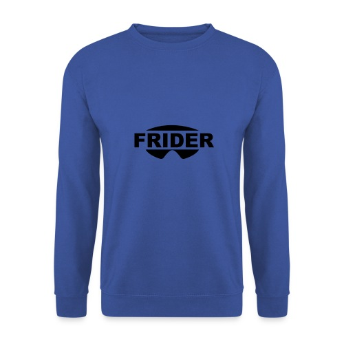 FRIDER - Sweat-shirt Unisex
