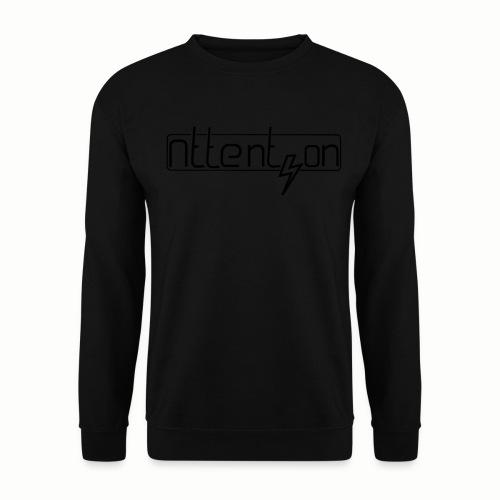 attention - Unisex sweater