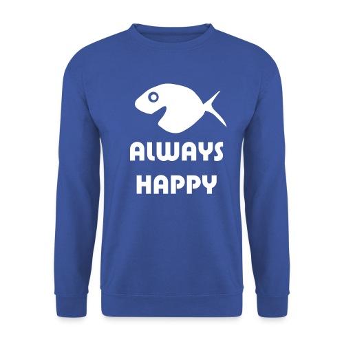 always_happy_fish - Unisex sweater