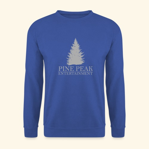 Pine Peak Entertainment Grey - Unisex sweater