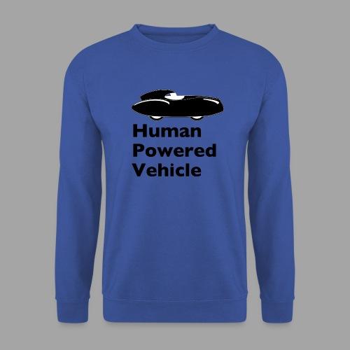 Quattrovelo Human Powered Vehicle black - Miesten svetaripaita