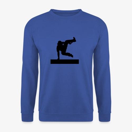 Parkour vault speedvault - Sweat-shirt Homme