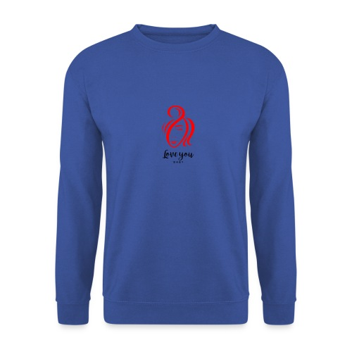 Love you 4 - Männer Pullover