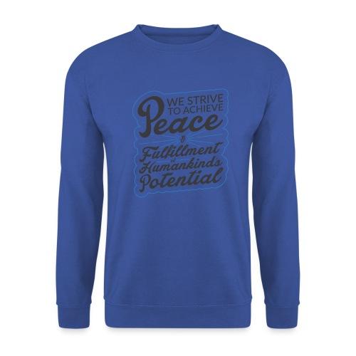 peace - Sweat-shirt Unisexe