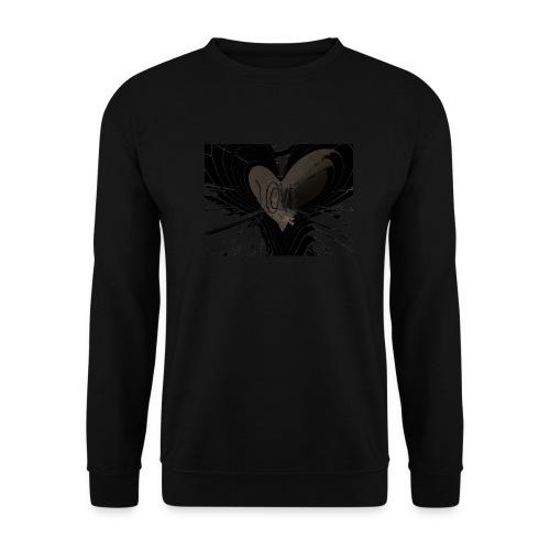 explosion d amour - Sweat-shirt Unisex