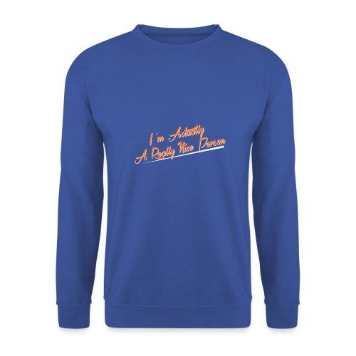nice-person - Unisex Sweatshirt