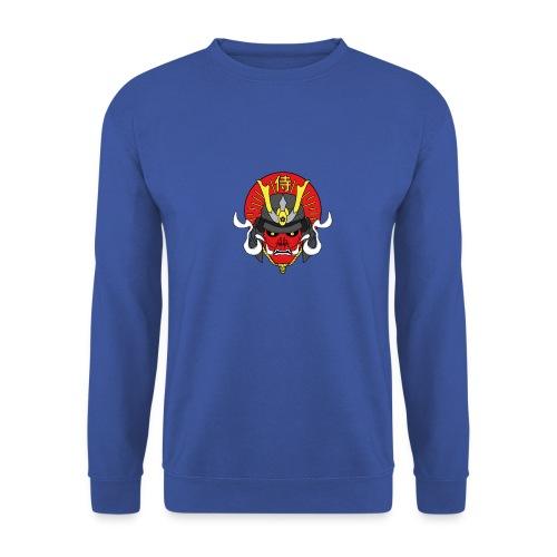 Samouraï Casque Démon - Sweat-shirt Homme