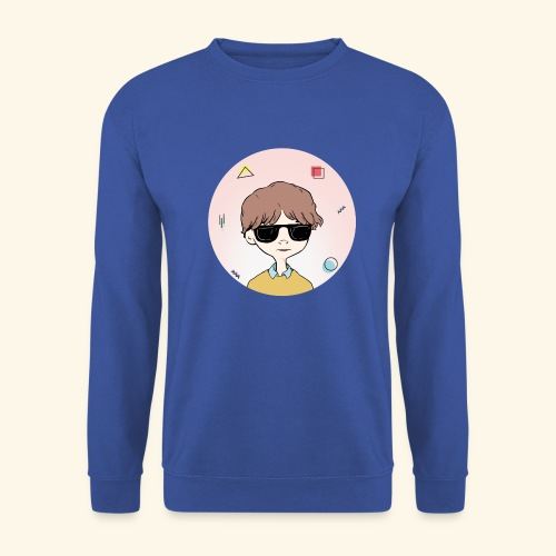 Boy with RayBan 90's Version - Sweat-shirt Homme
