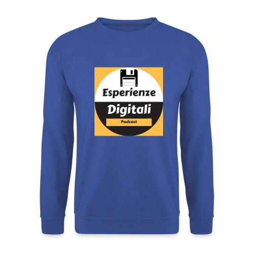 Logo Esperienze Digitali - Felpa da uomo