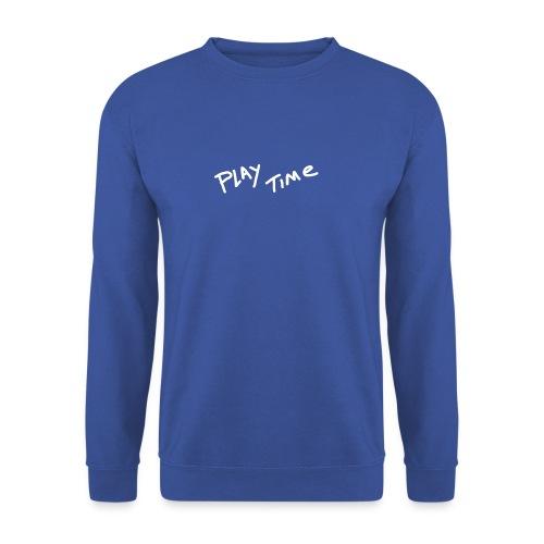 Play Time Tshirt - Men's Sweatshirt