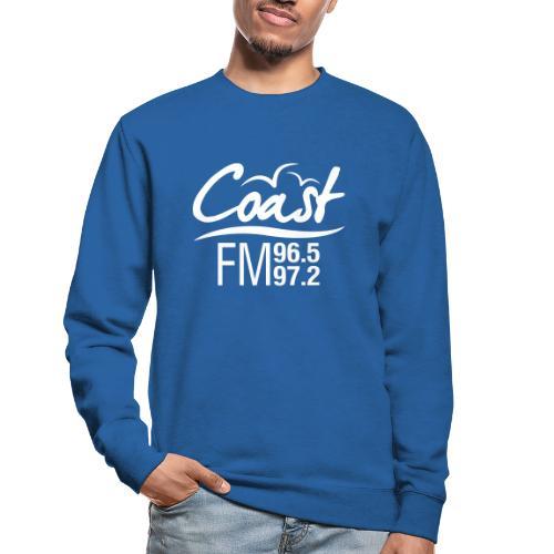 Coast FM single colour print - Unisex Sweatshirt