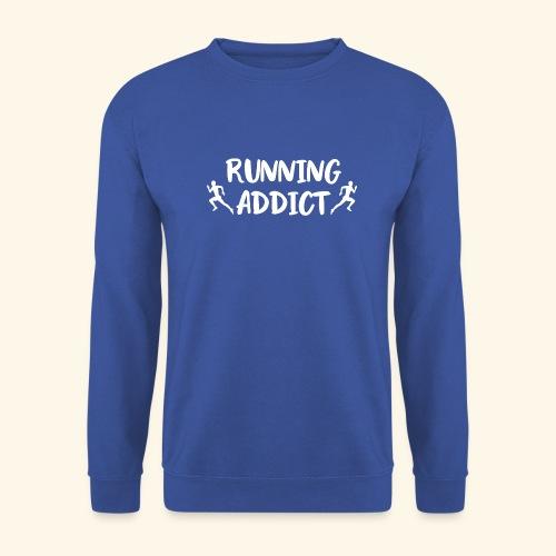 Running Addict Men Männer süchtig nach Laufen - Unisex Pullover