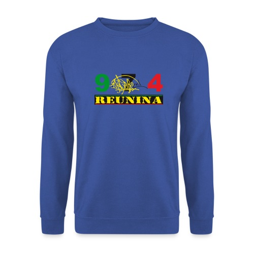 974 ker kreol ikon rasta 01 - Sweat-shirt Unisex