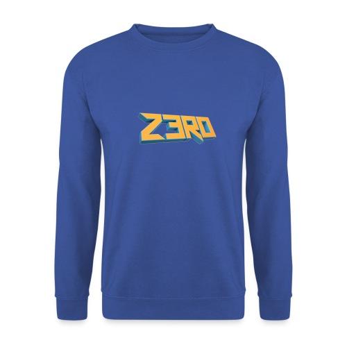 The Z3R0 Shirt - Men's Sweatshirt