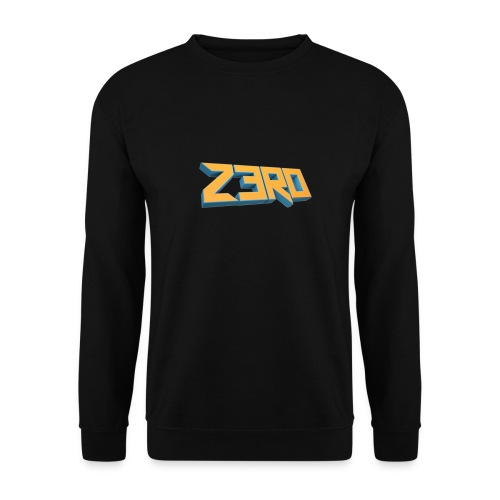 The Z3R0 Shirt - Unisex Sweatshirt