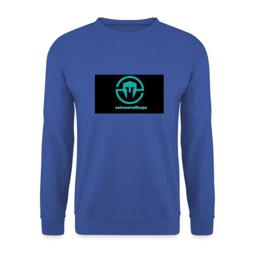 xxImmortalScope throwback - Men's Sweatshirt