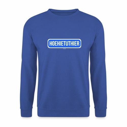 Hoehietuthier - Unisex sweater