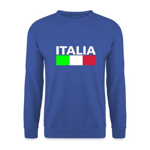Italia Italy flag - Men's Sweatshirt
