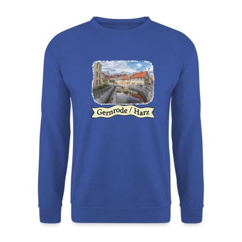 gernrode harz spittelteich 3 - Männer Pullover
