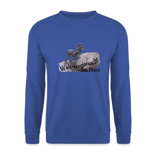 walpurgisnacht harz hexe 3 - Männer Pullover